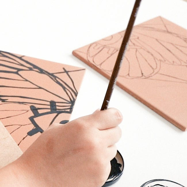 Cursos de cerámica cuerda seca Sevilla